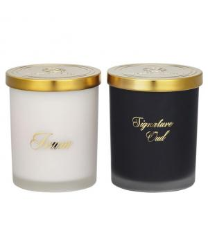 His & Hers Candle Set